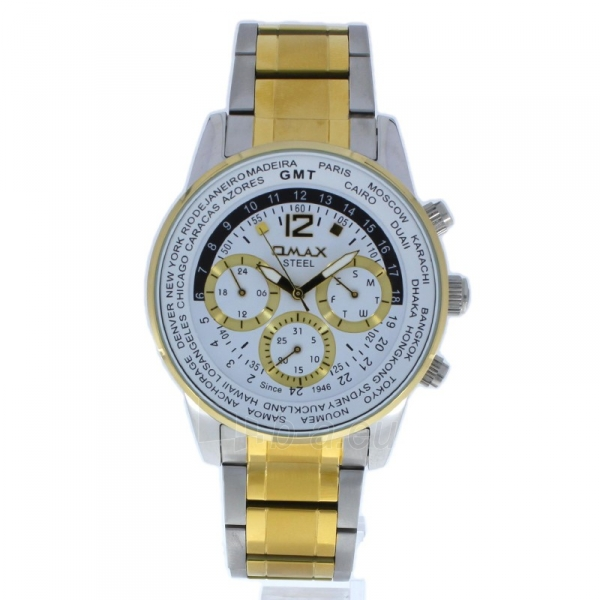 Male laikrodis Omax 32SMT36I Paveikslėlis 1 iš 2 310820009951