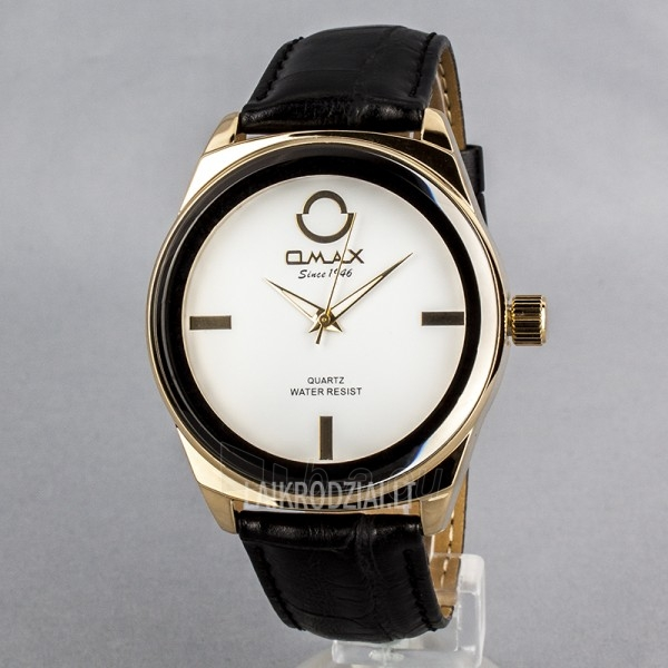 Vyriškas laikrodis Omax BC03G32A Paveikslėlis 6 iš 6 30069608372