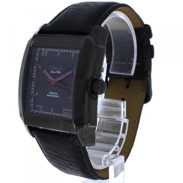 Male laikrodis Omax GC01M22A Paveikslėlis 2 iš 2 310820009929