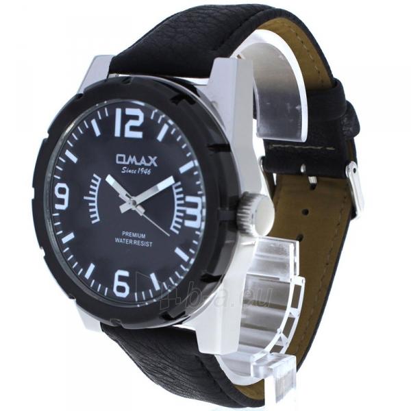 Male laikrodis Omax KB05A22A Paveikslėlis 2 iš 2 310820009926