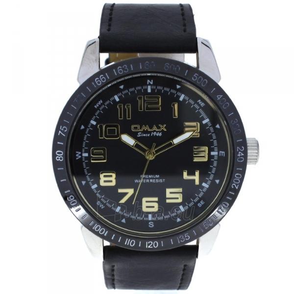 Male laikrodis Omax LA03A22A Paveikslėlis 1 iš 1 310820009919