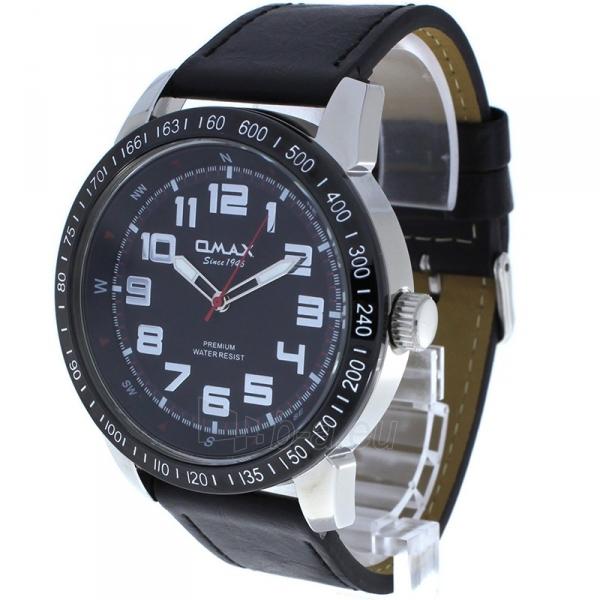 Male laikrodis Omax LA03A22R Paveikslėlis 2 iš 2 310820009937