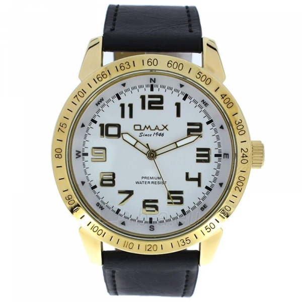 Vyriškas laikrodis Omax LA03G62A Paveikslėlis 1 iš 1 310820009921