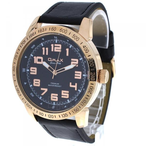 Male laikrodis Omax LA03R22A Paveikslėlis 1 iš 1 310820009920