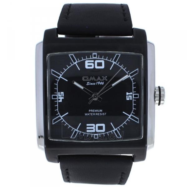 Vīriešu pulkstenis Omax LA05A22A Paveikslėlis 1 iš 2 310820009959
