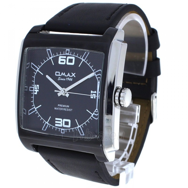 Vīriešu pulkstenis Omax LA05A22A Paveikslėlis 2 iš 2 310820009959