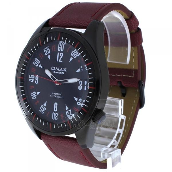 Male laikrodis Omax LC04M20A Paveikslėlis 2 iš 2 310820009942