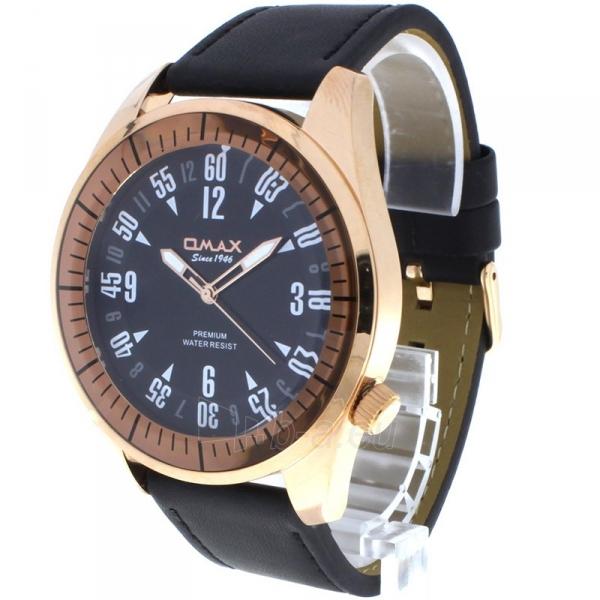 Vīriešu pulkstenis Omax LC04R22A Paveikslėlis 2 iš 2 310820009971