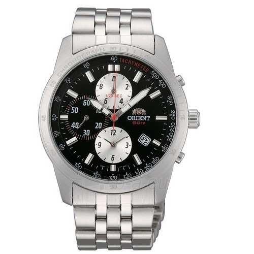 Vīriešu pulkstenis Orient CTT0H002B0 Paveikslėlis 1 iš 2 30069608392