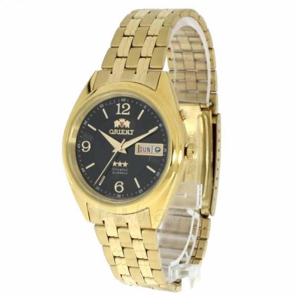 Vīriešu pulkstenis Orient FEM0401KB9 Paveikslėlis 2 iš 2 310820010398