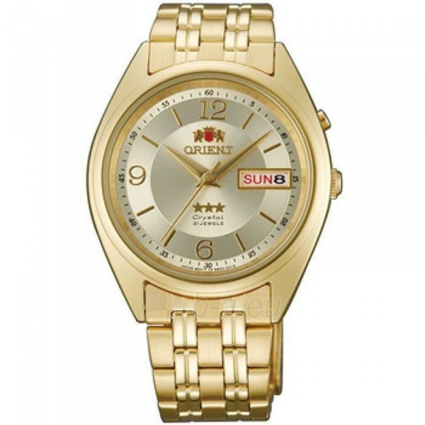 Vīriešu pulkstenis Orient FEM0401KC9 Paveikslėlis 1 iš 1 310820010698