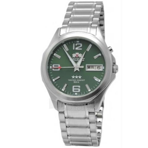 Vīriešu pulkstenis Orient FEM5C00UF9 Paveikslėlis 2 iš 3 30069608425
