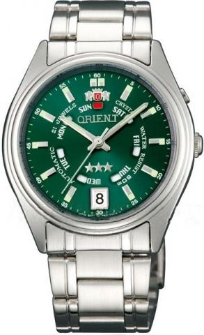 Vīriešu pulkstenis Orient FEM5J00LF7 Paveikslėlis 1 iš 2 310820010600