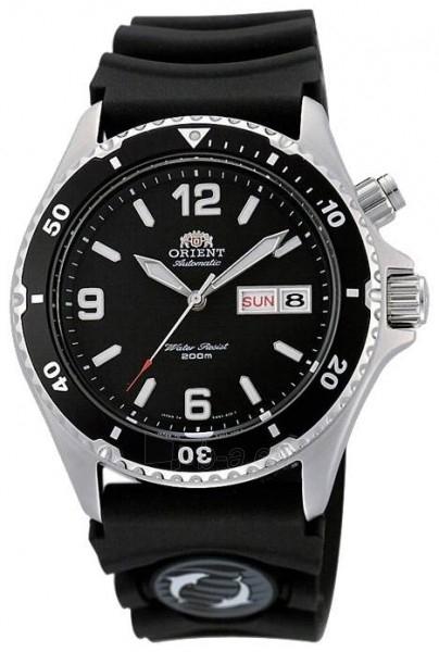 Vyriškas laikrodis Orient FEM65004BW Paveikslėlis 1 iš 1 310820010354