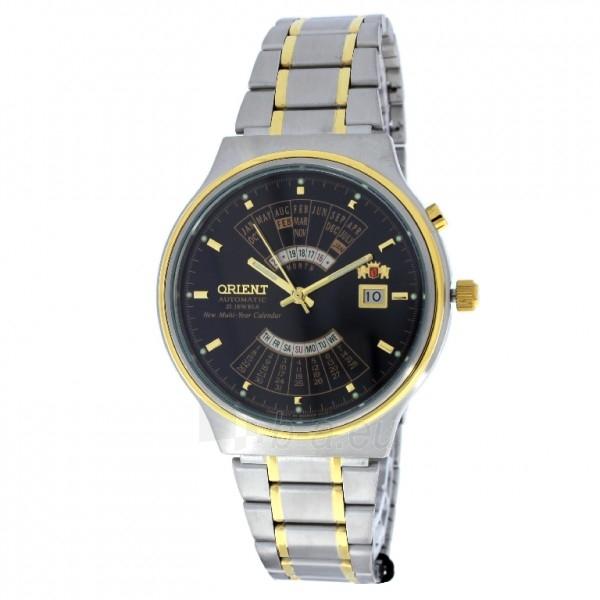 Vīriešu pulkstenis Orient FEU00000BW Paveikslėlis 1 iš 4 30069608489