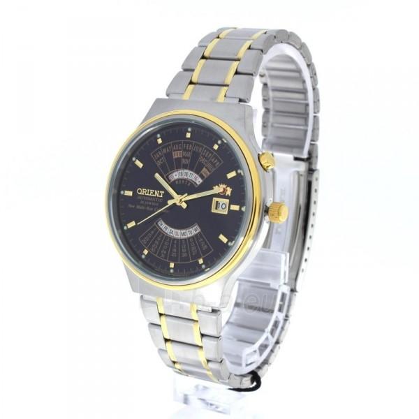 Vīriešu pulkstenis Orient FEU00000BW Paveikslėlis 2 iš 4 30069608489