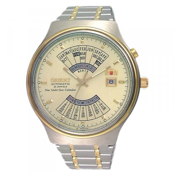 Vīriešu pulkstenis Orient FEU00000CW Paveikslėlis 1 iš 2 30069608490