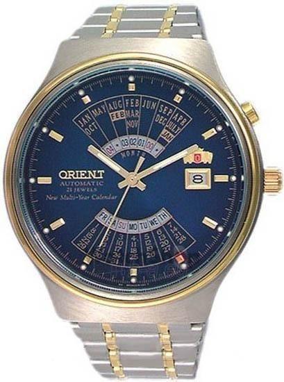 Vīriešu pulkstenis Orient FEU00000DW Paveikslėlis 1 iš 2 30069608491