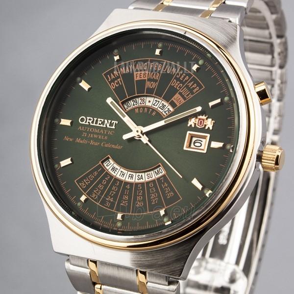Vīriešu pulkstenis Orient FEU00000FH Paveikslėlis 3 iš 6 30069608492