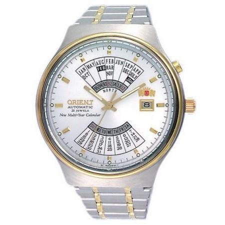 Vyriškas laikrodis Orient FEU00000WW Paveikslėlis 1 iš 1 30069608494