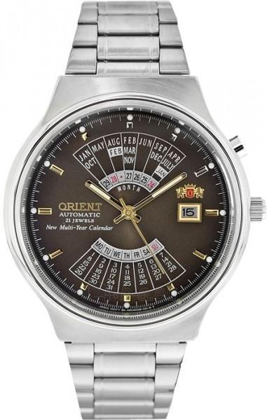 Vīriešu pulkstenis Orient FEU00002TW Paveikslėlis 1 iš 5 30069608501