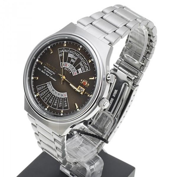 Vīriešu pulkstenis Orient FEU00002TW Paveikslėlis 2 iš 5 30069608501