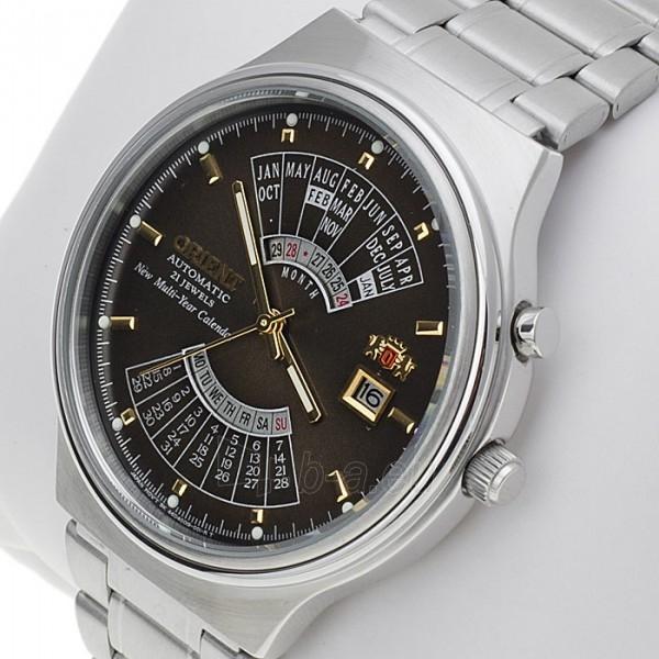 Vīriešu pulkstenis Orient FEU00002TW Paveikslėlis 3 iš 5 30069608501