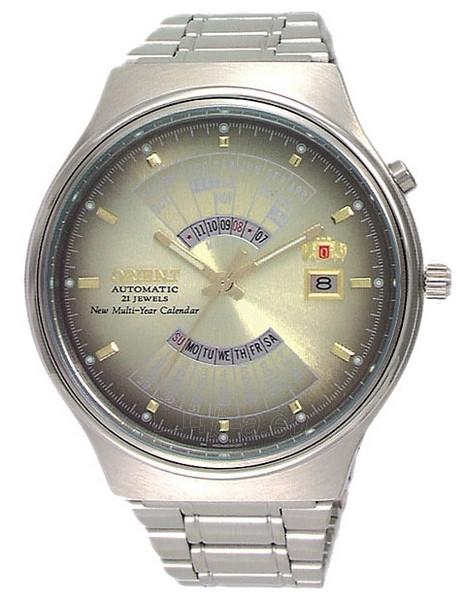 Vīriešu pulkstenis Orient FEU00002UW Paveikslėlis 1 iš 2 30069608502