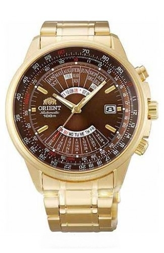 Vīriešu pulkstenis Orient FEU07003TX Paveikslėlis 1 iš 1 30069608506