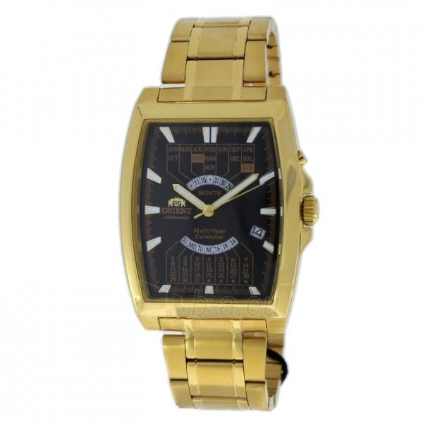Vīriešu pulkstenis Orient FEUAF001BH Paveikslėlis 1 iš 4 30069608510