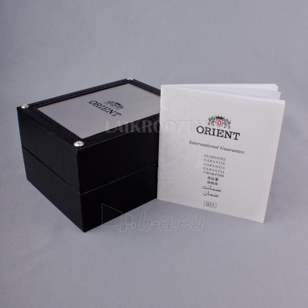Vīriešu pulkstenis Orient FEVAF001BH Paveikslėlis 2 iš 4 30069608518