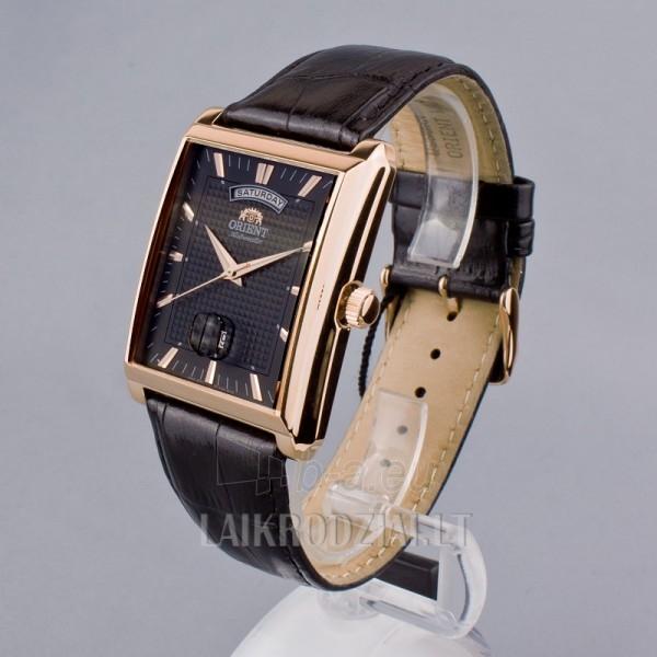 Vīriešu pulkstenis Orient FEVAF001BH Paveikslėlis 3 iš 4 30069608518