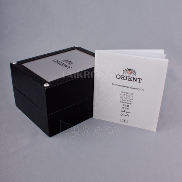 Vīriešu pulkstenis Orient FEVAF004BH Paveikslėlis 4 iš 4 30069608520
