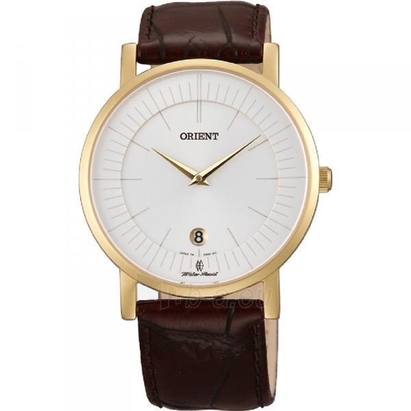 Vyriškas laikrodis Orient FGW01008W0 Paveikslėlis 1 iš 1 310820010662