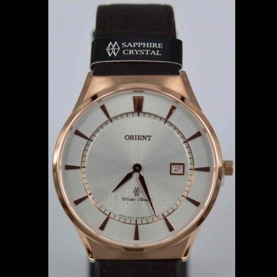 Vīriešu pulkstenis Orient FGW03002W0 Paveikslėlis 2 iš 3 30069608538