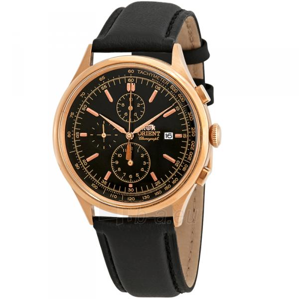 Vyriškas laikrodis Orient FTT0V001B0 Paveikslėlis 5 iš 6 310820010568
