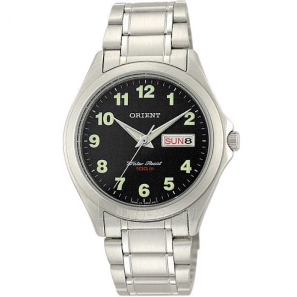 Vīriešu pulkstenis Orient FUG0Q008B6 Paveikslėlis 1 iš 1 30069608556
