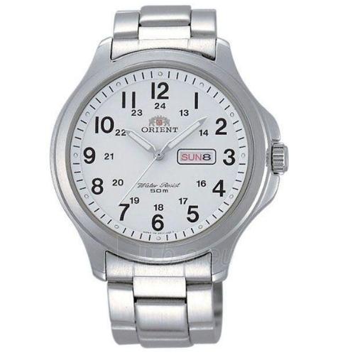 Vīriešu pulkstenis Orient FUG17001W3 Paveikslėlis 1 iš 5 30069608559