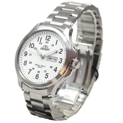 Vīriešu pulkstenis Orient FUG17001W3 Paveikslėlis 3 iš 5 30069608559