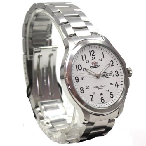 Vīriešu pulkstenis Orient FUG17001W3 Paveikslėlis 4 iš 5 30069608559