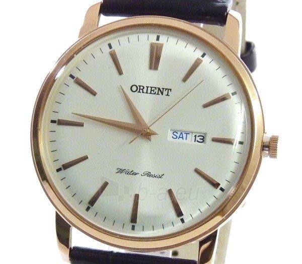 Vyriškas laikrodis Orient FUG1R005W6 Paveikslėlis 2 iš 5 30069608564