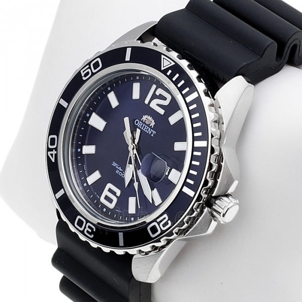 Vyriškas laikrodis Orient FUNE3005D0 Paveikslėlis 2 iš 3 30069608587