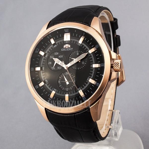 Vyriškas laikrodis Orient FUT0D003B0 Paveikslėlis 2 iš 6 30069608595