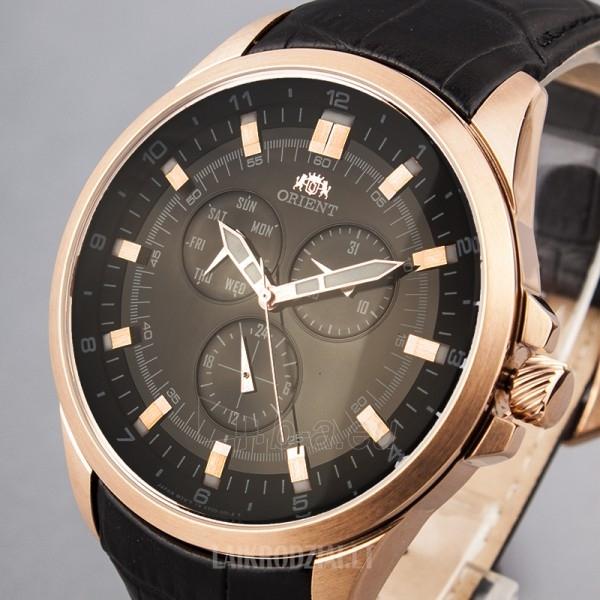 Vyriškas laikrodis Orient FUT0D003B0 Paveikslėlis 3 iš 6 30069608595