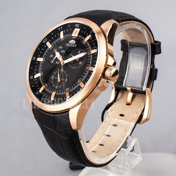 Vyriškas laikrodis Orient FUT0D003B0 Paveikslėlis 4 iš 6 30069608595