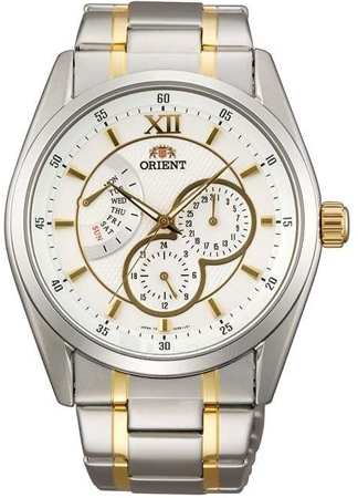 Vyriškas laikrodis Orient FUU06005W0 Paveikslėlis 1 iš 2 30069608603