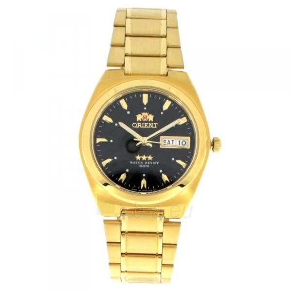 Vyriškas laikrodis Orient SAB08005B8 Paveikslėlis 1 iš 6 310820086330