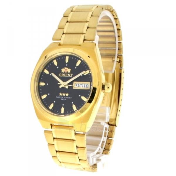 Vyriškas laikrodis Orient SAB08005B8 Paveikslėlis 4 iš 6 310820086330