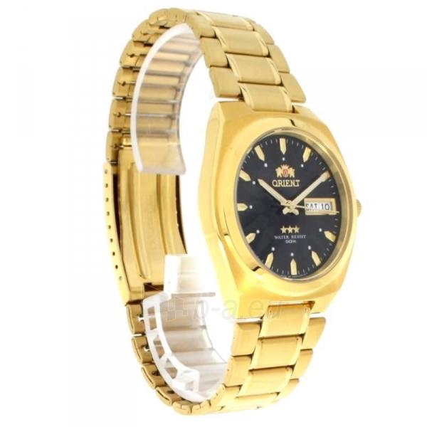 Vyriškas laikrodis Orient SAB08005B8 Paveikslėlis 5 iš 6 310820086330