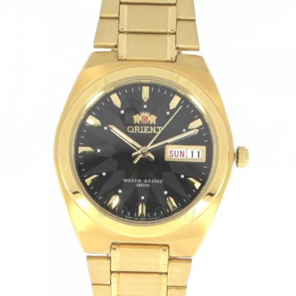 Vyriškas laikrodis Orient SAB08005B8 Paveikslėlis 6 iš 6 310820086330